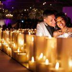 love, joy, candles, lace