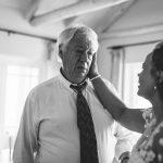 dad, joy, bride