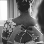 lace, wedding, pre-ceremony