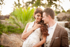 three day destination wedding_bridal couple Dimple and Roel